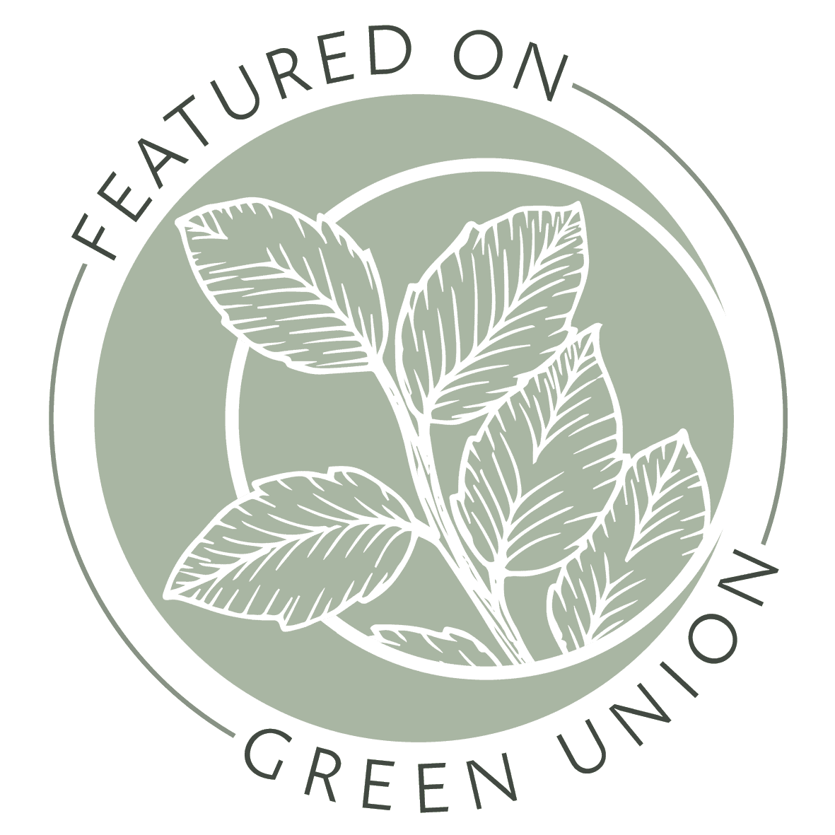 Green Union Featured Badge
